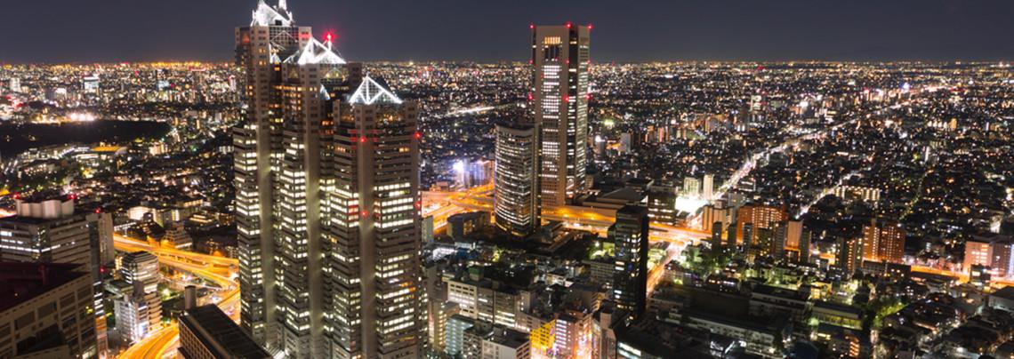 新宿野村ビル レストラン&ショップ 夜景の綺麗なレストラン